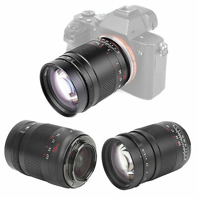 AU851.18 • Buy 7Artisans 50mm F1.05 Lens For Sony E Mount A3000/A6500/A6300/A6400/A6000 Camera
