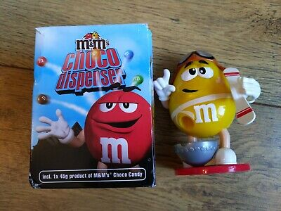 M & M's Chocolate Sweet Dispenser Aviator Pilot Rare Novelty Mars Candy Boxed • 12.99£
