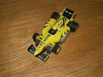 Hot Wheels Tyco Jordan F1 # 8 For Tomy,Tyco,and Micro Scalextric 1/64 • 27.99£