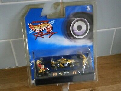 Hot Wheels Mattel Jordan F1 For Tomy,Tyco,and Micro Scalextric 1/64 NEW • 44.99£
