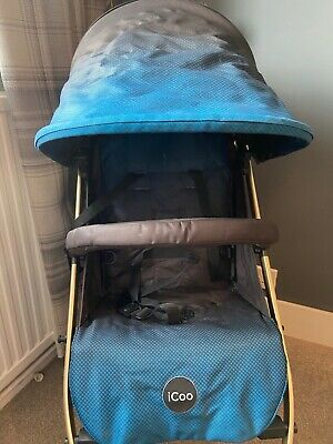 ICOO Pushchair PACE • 30£