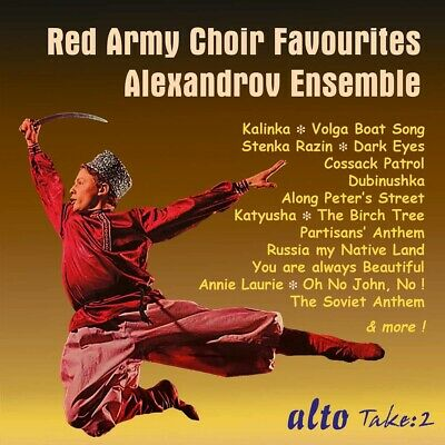 £8.24 • Buy Red Army Chorus - Red Army Choir Favourites