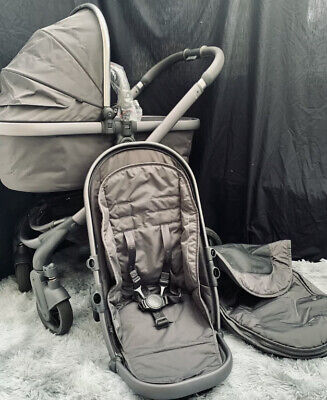 Icandy Peach Dusk Pram & Accessories • 225£