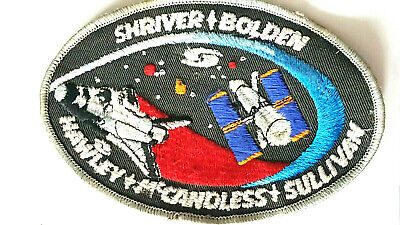 Patch Badge NASA STS-31 (Kathryn D Sullivan) Space Shuttle Discovery Mission '90 • 8.99£