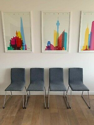 AU2.25 • Buy Contemporary Dining Chairs - Set Of 4