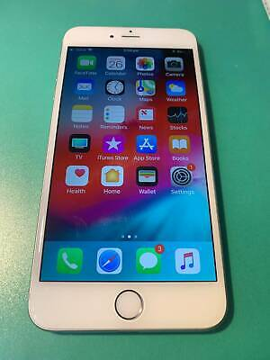 AU25 • Buy Apple IPhone 6Plus Silver 16gb In Excellent Condition