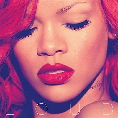 AU20 • Buy Loud [Clean] By Rihanna (CD, Nov-2010, Def Jam (USA))