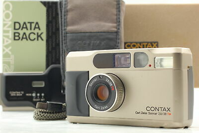 $ CDN976.89 • Buy [Exc+4] Contax T2 D 35mm Point & Shoot Film Camera Case From JAPAN