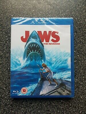 Jaws 4 - The Revenge Blu-Ray | (1987) New And Sealed  • 9.99£