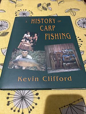 AU63.12 • Buy History Of Carp Fishing. *SIGNED*. First Edition, Hardback. Fishing Books
