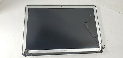 $89 • Buy LCD Screen Display Assembly Apple MacBook Pro 15 Mid 2011 Mid 2012 A1286 Matte