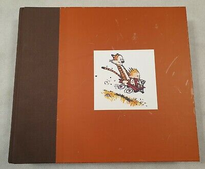 £29.99 • Buy The Complete Calvin And Hobbes Book 1 Of 4 Hardcover 27cm X 31cm 491 Pages
