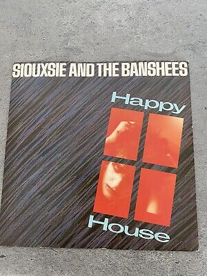 "Siouxsie And The Banshees ,Happy House ,7"" Vinyl Single ,1980 • 4.99£"