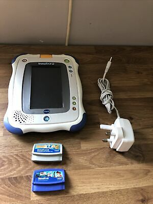 £15.99 • Buy V Tech - InnoTab 2 Tablet - Children's Tablet With Charger And Two Games