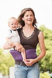 Hippychick Hipseat Baby Carrier – The Easy, No-Fuss Baby Carrier New In Box • 0.99£