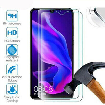 $ CDN6.33 • Buy 2pcs 9H Real Tempered Glass Screen Protector HD Premium Full Cover For IPhone 12