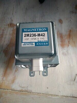£7 • Buy PANASONIC 2m236-m42 MICROWAVE MAGNETRON  COMMERCIAL DOMESTIC FAULTY INVERTER