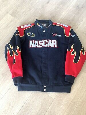 £54.50 • Buy Chase Authentics Drivers Line NASCAR 'How Bad Have You Got It' Jacket Size Large