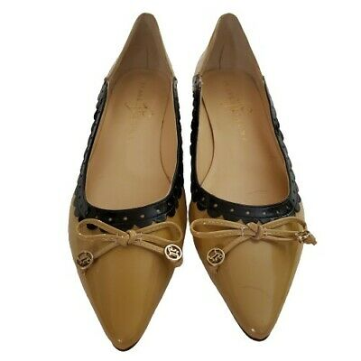 $ CDN27.50 • Buy Ivanka Trump Flat Shoes Size 6.5 M Shiny Light Yellow Color.Great Pre-owned