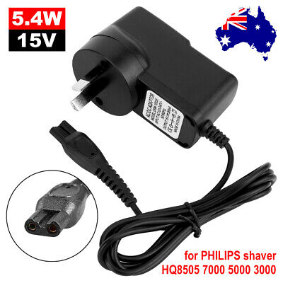 AU18.45 • Buy Au Charger Power Lead Cord For Philips Shaver Hq8894 Hq9020 Hq9070 Hq9090 Hq9100