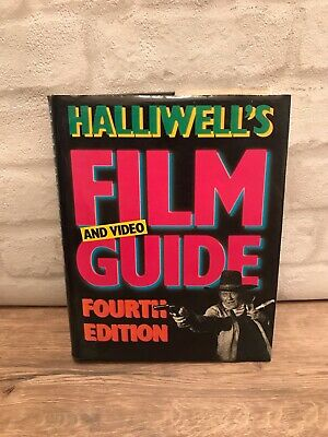 £10.99 • Buy Halliwell's Film (and Video) Guide - Fourth Edition (1983)