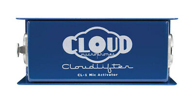 £105.49 • Buy Cloud Microphones Cloudlifter CL-1 Activator Microphone Preamp UPC 094922059796