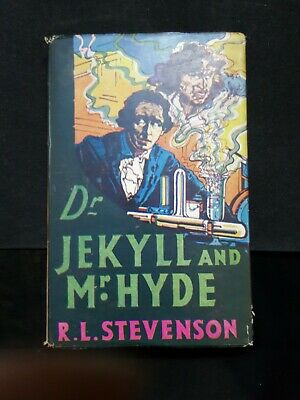 $25.04 • Buy Dr Jekyll And Mr Hyde 1948 Mellifont Press