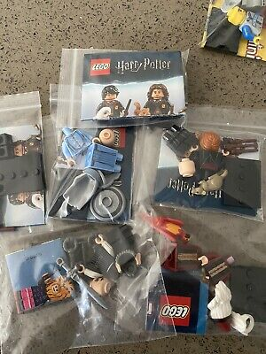 £4.50 • Buy Lego Collectable Mini Figures - Harry Potter S1 (71022) & S2 (71028)