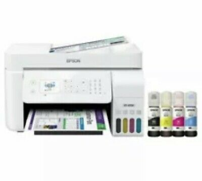 View Details NEW Epson EcoTank ET-4700 All-in-One Supertank Printer FREE SHIPPING • 329.99$