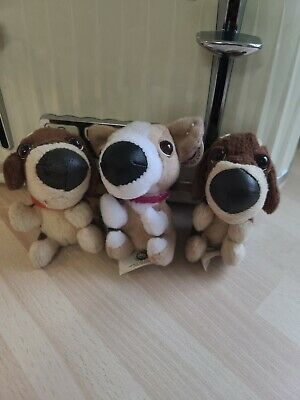 £3.59 • Buy 3 McDonalds Happy Meal Toy 2006 Artist Collection The Dog Puppies