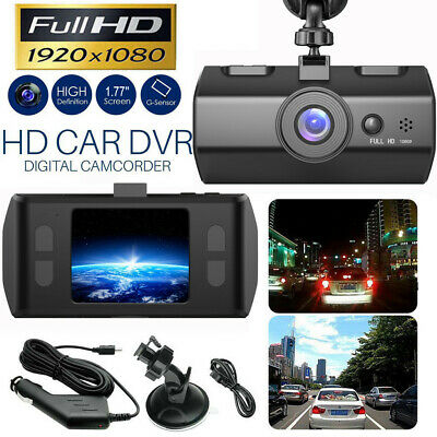 AU23.99 • Buy HD 1080P Car Driving Recorder DVR Vehicle Camera Dash Cam Night Vision 1.7 Inch