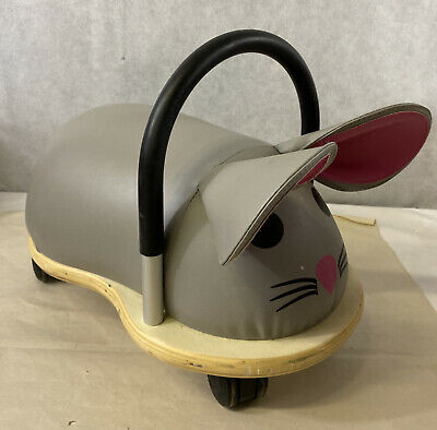 £28.68 • Buy Lionheart Wheely Bug Mouse Small Ages 1.5 And Up Ride On Toy Gray Brown