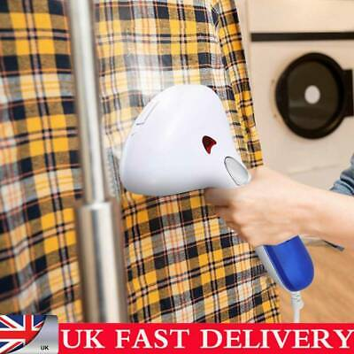 View Details 1500W Portable Handheld Hanging Machine Steam Iron Dry Cleaning Steam Brush • 19.99£