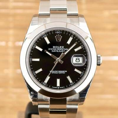 $ CDN12093.98 • Buy Rolex Datejust 41 - Unworn With Box And Papers October 2020