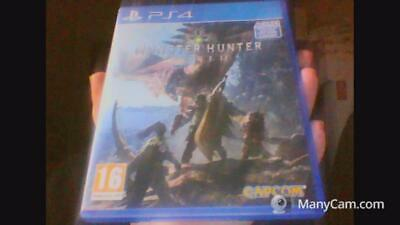 AU18.03 • Buy Monster Hunter World Ps4