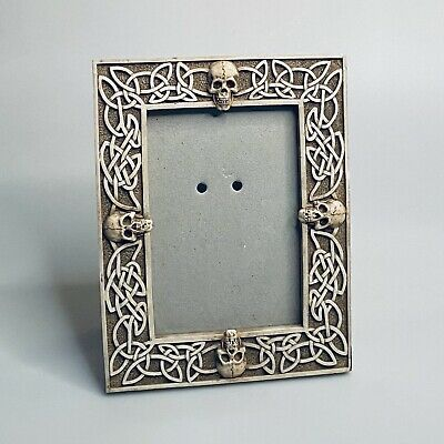 Pacific Giftware Haunted Tribal Skull 5x7 Photo Picture Frame • 18.91£