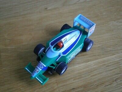 £14.99 • Buy Micro Scalextric Benetton F1 # 28  For Tomy,Tyco,and Micro Scalextric 1/64