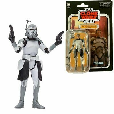 $ CDN21.94 • Buy Star Wars Vintage Collection Commander Wolffe 3.75  Action Figure *IN STOCK