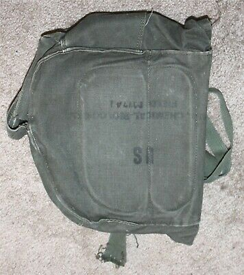 $39.99 • Buy Vintage US Army M17 A1 Gas Mask Bag
