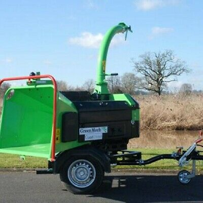 £250 • Buy Wood Chipper Hire With Operator
