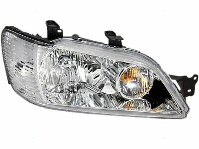 $114.99 • Buy Right Headlight Assembly For 2002-2003 Mitsubishi Lancer D689KP