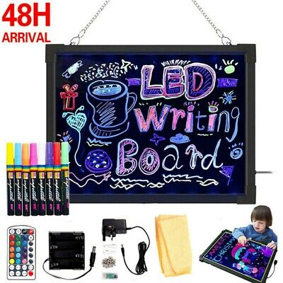 £12.99 • Buy Sensory LED Light Up Writing/Drawing Board Special Need Autism ADHD Toy Kid Gift