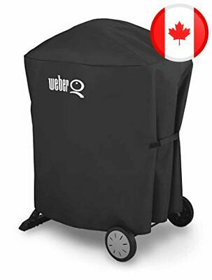 $ CDN66.99 • Buy Weber GRILL COVER Q & ROLLING CART AMER