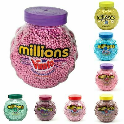 £4.10 • Buy Millions Chewy Sweets Pick N Mix Candy Treats Vegetarian Vegan Party Cone Filler