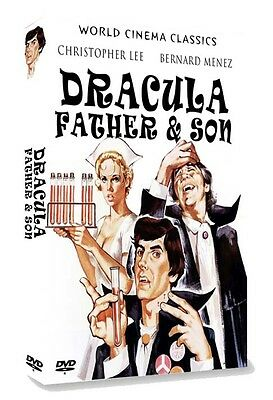£14.20 • Buy DRACULA - FATHER AND SON (Christopher Lee) DVD