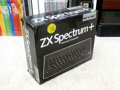 AU341.95 • Buy Sinclair ZX Spectrum+ Personal Computer ~ Boxed ~ Full Working Order