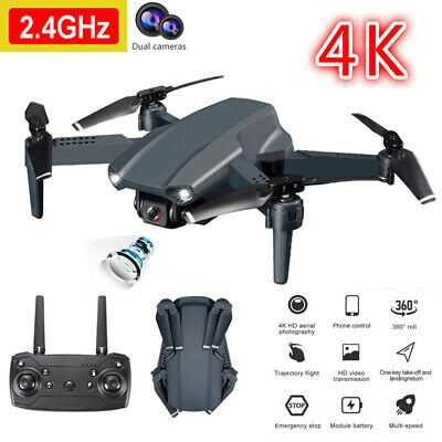 £42.99 • Buy New Air 3 Drone 4K HD Dual Camera WIFI RC Quadcopters VR Model Headless Mode Toy