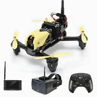 Hubsan X4 Storm FPV Racing Drone With LCD Video Monitor And FPV Goggles • 123.49£