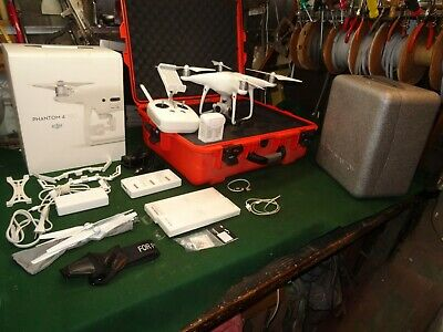 AU1912.89 • Buy DJI Phantom 4 Pro+ Drone W/ Remote Controller + Complete Kit In Great Condition