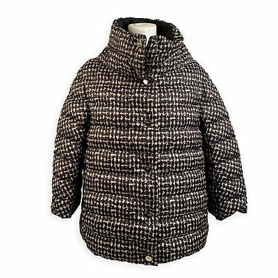 £262.63 • Buy Authentic Herno Reversible Three-Quarter Sleeve Down Jacket Size 44 IT
